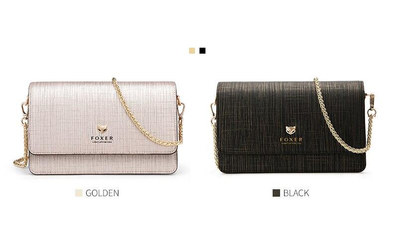 couro divisão feminina elegante pequena aleta bolsa