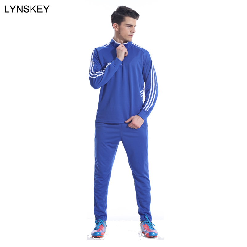 LYNSKEY Sportswear Soccer Tracksuit adults Football Kits Soccer Jerseys Sets Running Training Suit pantteri пастилки с лакрицей 38 гр