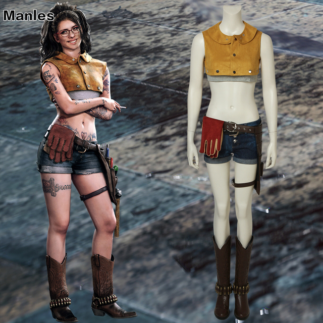 Devil May Cry 5 Cosplay Nico Costume Game Devil May Cry Costume Game Coser Cosplay Full Set With Boots Adult Women Custom Made