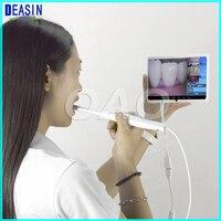 2018 зубные cf 688a полости рта камеры с USB + OTG зубные камеры для телефона Android и Android Планшеты медицинского оборудования