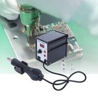 Hot Air Gun 858D ESD Soldering Station Control Temperature LED Digital Desoldering Station Upgrade From