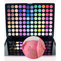 2016 New Beauty Warm Eyeshadow Make Up Palette Pro 96 Full Color Matte Shimmer Eyeshadow Cosmetic Makeup Set kit