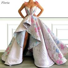 Новое поступление элегантные платья знаменитостей ассиметричные арабские высокого класса вечерние выпускные женственные вечерние платья наряд для торжественных событий De Soiree