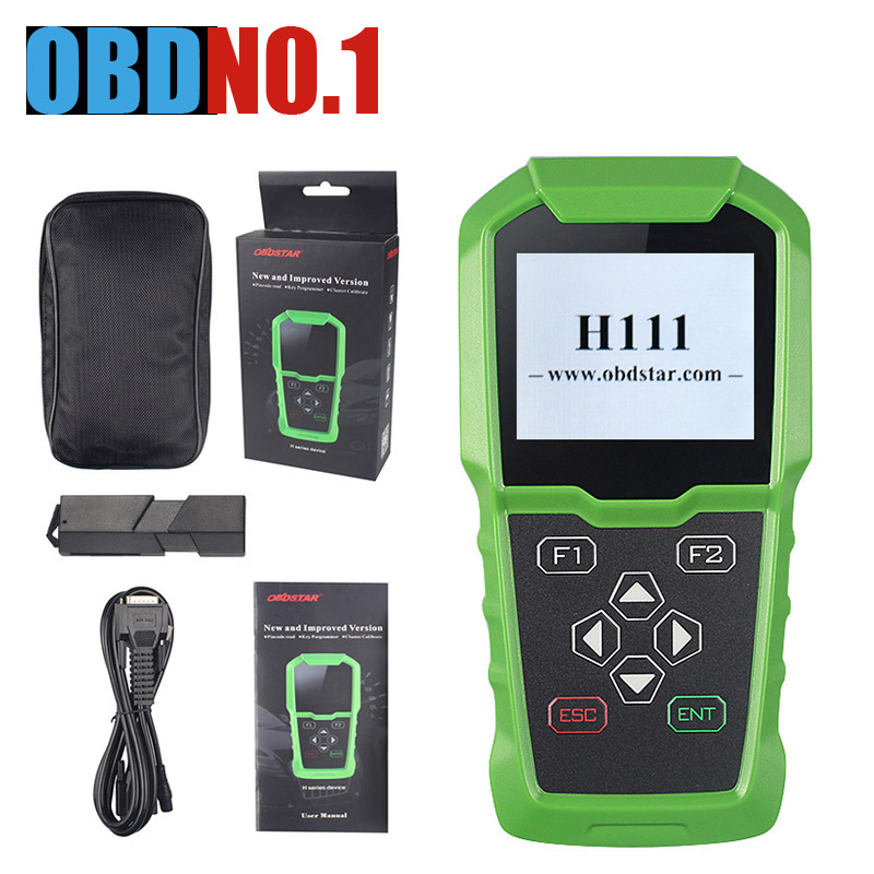 OBDSTAR H111 For Opel Auto Key Programmer via OBD Extract PIN CODE from BCM for OPEL