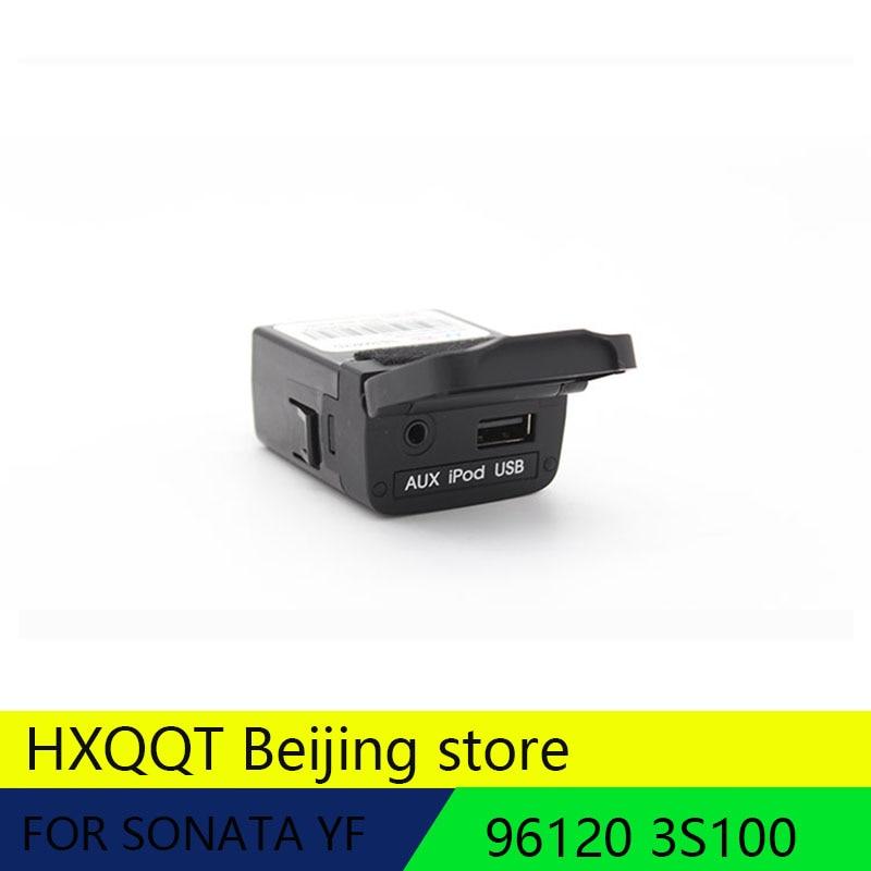 GENUINE BRAND NEW AUX /& USB Reader Jack Port SUITS HYUNDAI I45 2011-2014