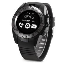 SW007 reloj teléfono inteligente reloj Bluetooth deporte reloj inteligente hombres Android IOS Cámara dispositivos usable 2G Sim TF tarjeta ios