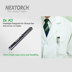 Image 2 - Nextorch Medische Penlight Aaa Batterij Voor Arts Stethoscoop Gezondheidszorg Verpleging Scholieren Licht # Arts K3