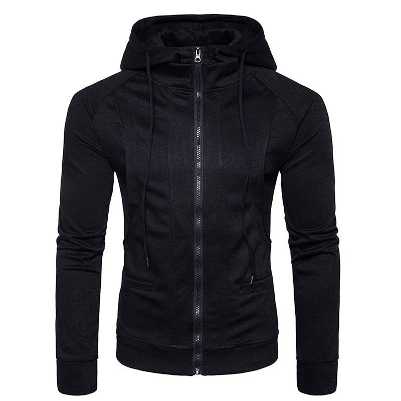 New Fashion Men's Winter Hoodies Warm Hooded Sweatshirt Sweat shirt 305#