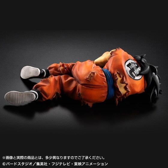 Dragon Ball Z morto Yamcha PVC coleção figuras de ação brinquedos para crianças brinquedos de presente frete grátis