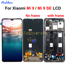 Original LCD for Xiaomi Mi 9 LCD Display Touch Screen Digitizer Assembly Replacement Parts Display Mi9 SE For Xiaomi Mi 9 SE LCD