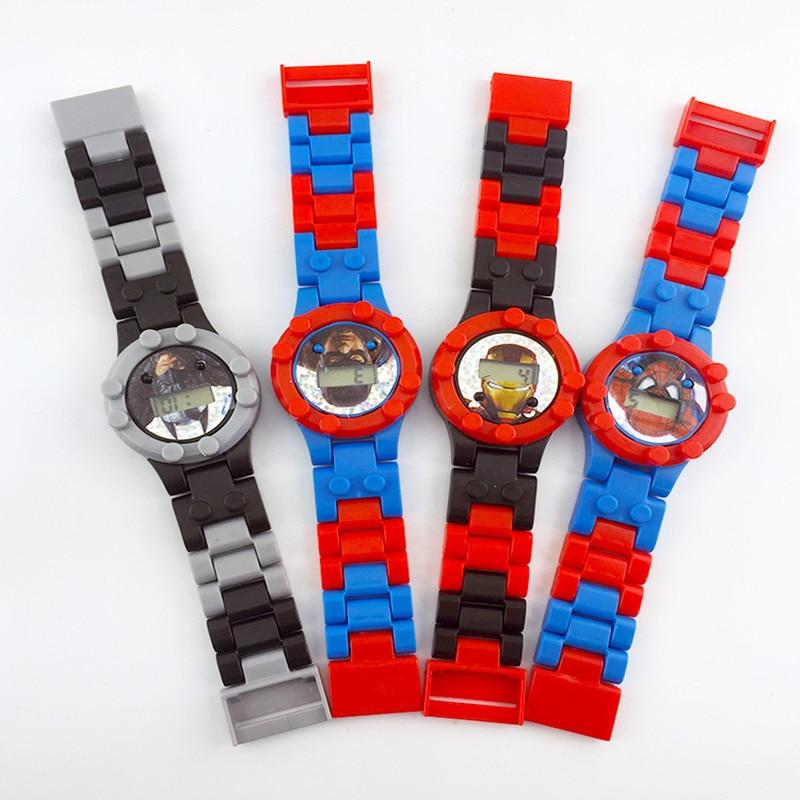 Humor Ot01 Hot Children Watch Kids Cartoon Batman Wristwatch Cool Rubber Table Watches For Children Boy Girls Watches
