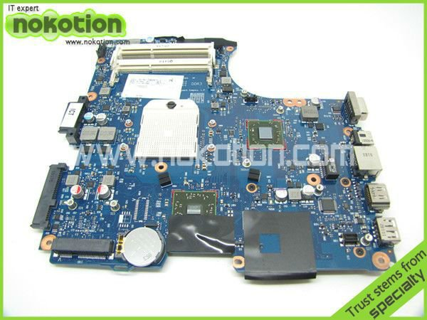 NOKOTION LAPTOP MOTHERBOARD for HP 625 611803-001 RS880M DDR3 Mainboard free shipping 744009 501 744009 001 for hp probook 640 g1 650 g1 motherboard socket 947 hm87 ddr3l tested working