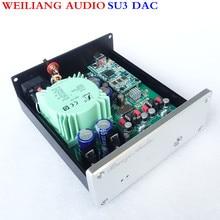 WeiLiang Audio & Brise audio SU3 ESS9018 asynchrone USB decoder DAC