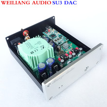 WeiLiang Ses & Esinti ses SU3 ESS9018 asenkron USB dekoder DAC