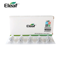 Original Eleaf GS Air Pure Cotton Head 1.2ohm /0.75ohm for GS Tank electronic cigarette replacement coil For GS Air 2 Atomizer