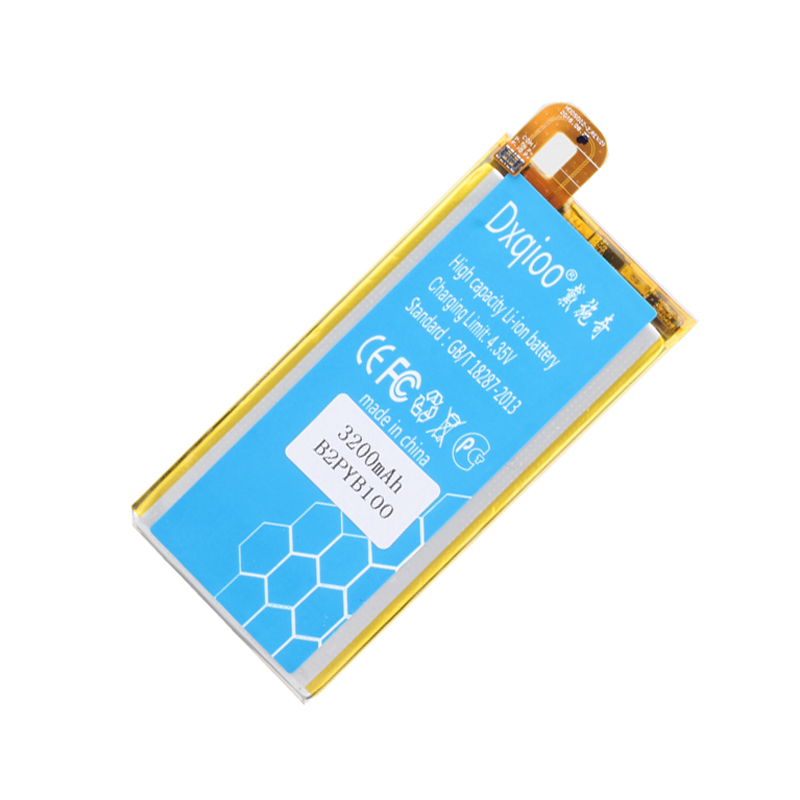 Dxqioo B2PYB100 <font><b>battery</b></font> fit for <font><b>HTC</b></font> <font><b>10</b></font> <font><b>EVO</b></font> Bolt M10f <font><b>batteries</b></font> image