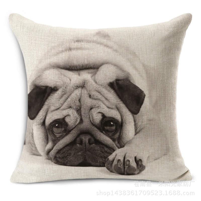 HTB1..mmMFXXXXa1XXXXq6xXFXXXL - Pug Pillow Cover