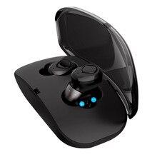 JQAIQ Bluetooth Earbuds Tws Wireless Earphones With Charging Box Handsfree Sports Earphone V4.2 Microphone