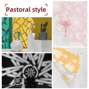 Image 5 - AMBITFUL AL 16 למקד חרוטי Snoots אור צל תבנית דוגמנות חתיכה עם סיני מודרני חלון פסטורלי סגנון
