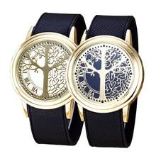 2 шт. любителей моды смотреть Для мужчин Для женщин пара Best подарок Экран силиконовой лентой светодиодных наручные часы спортивные часы Винтажные часы #1129