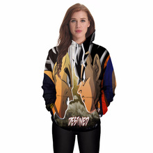 Dragon Ball Z Unisex 3D Hoodie (8 types)