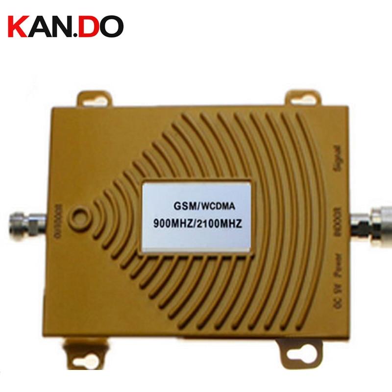 65 dbi amplificador de doble banda GSM 900Mhz Booster + 3G WCDMA - Accesorios y repuestos para celulares - foto 1