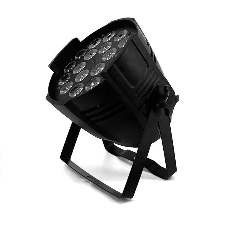 Fast Delivery HOT LED Par 18x12W RGBW 4IN1 Light Stage Uplighting chandelier Effect Lights for Disco DJ Party Show niugul dmx stage light mini 10w led spot moving head light led patterns lamp dj disco lighting 10w led gobo lights chandelier