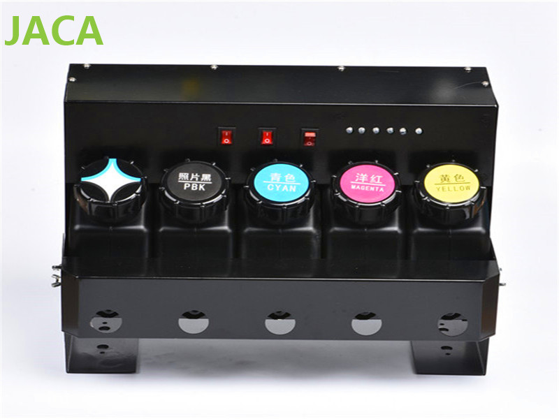 Hot sales Bulk System UV Continuous Ink Supply System CISS Assembly for Roland Mimaki Mutoh Epson UV inkjet printer 4 colors continuous ink supply system bulk ink supply system for mutoh vj1604 1618 roland 640 740 mimaki jv33 jv34 jv5 printer