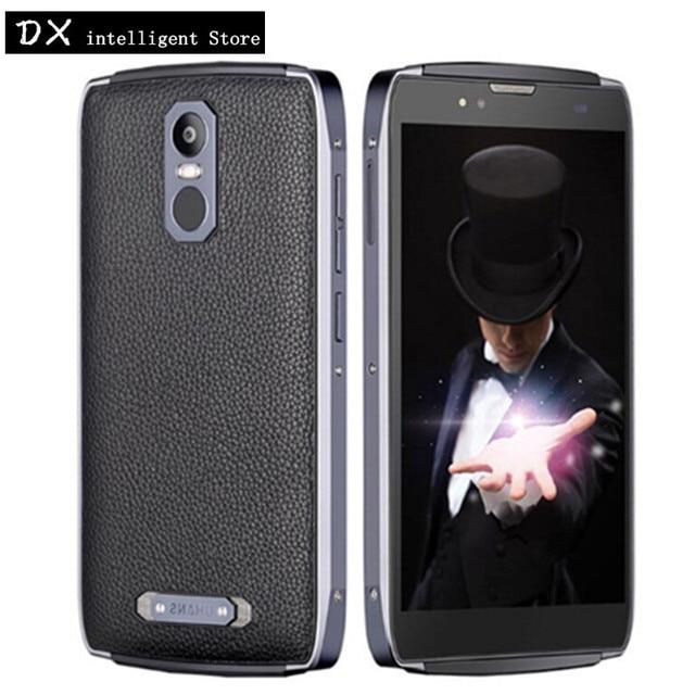 "Original UHANS U300 4G MTK6750T Octa Core Smart Phone 5.5"" IPS FHD Android 6.0 4GB RAM 32GB ROM 13MP OTG Fingerprint Cell Phone"