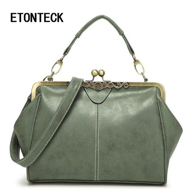 ETONTECK Mulheres Bolsas moda mulheres messenger bags Retro Feminino crossbody bolsa de ombro bolsa de alta qualidade bolsas Das Senhoras 2018
