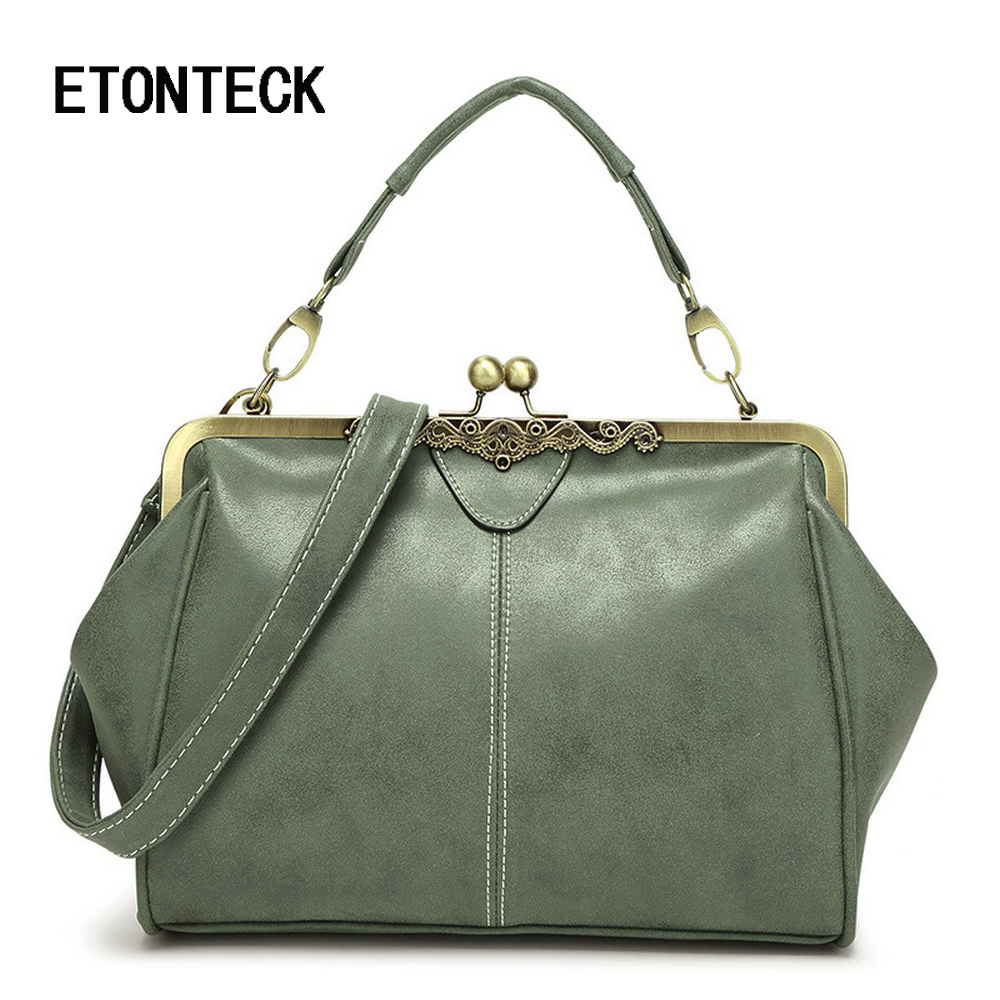 ETONTECK Women Handbags fashion women messenger bags Retro Female crossbody bag shoulder bolsa high quality Ladies handbags 2018 kiss haute couture накладные ресницы single lashes fancy khl07gt