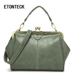 ETONTECK Women Handbags fashion women messenger bags Retro Female crossbody bag shoulder bolsa high quality Ladies handbags 2018