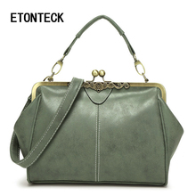 ETONTECK Women Handbags fashion women messenger bags Retro Female cross