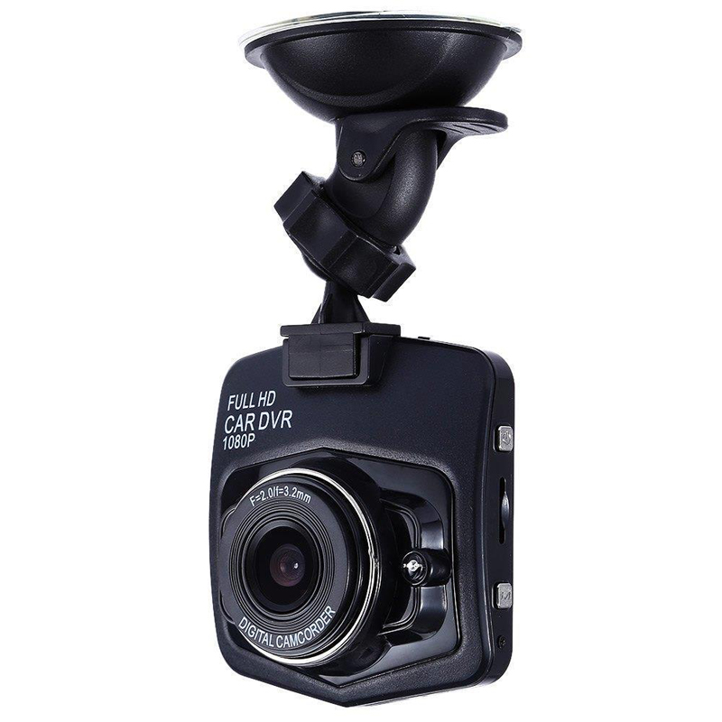 2018 2.4 Support G-sensor Motion Detection and Cycle Recording Full HD 1080P Car DVR Vehicle Camera Video Recorder Dash Cam