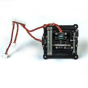 Image 3 - Датчик Холла Frsky M9 Gimbal M9 высокой чувствительности Gimbal для Taranis X9D & X9D Plus передатчик пульт дистанционного управления RC модели игрушки