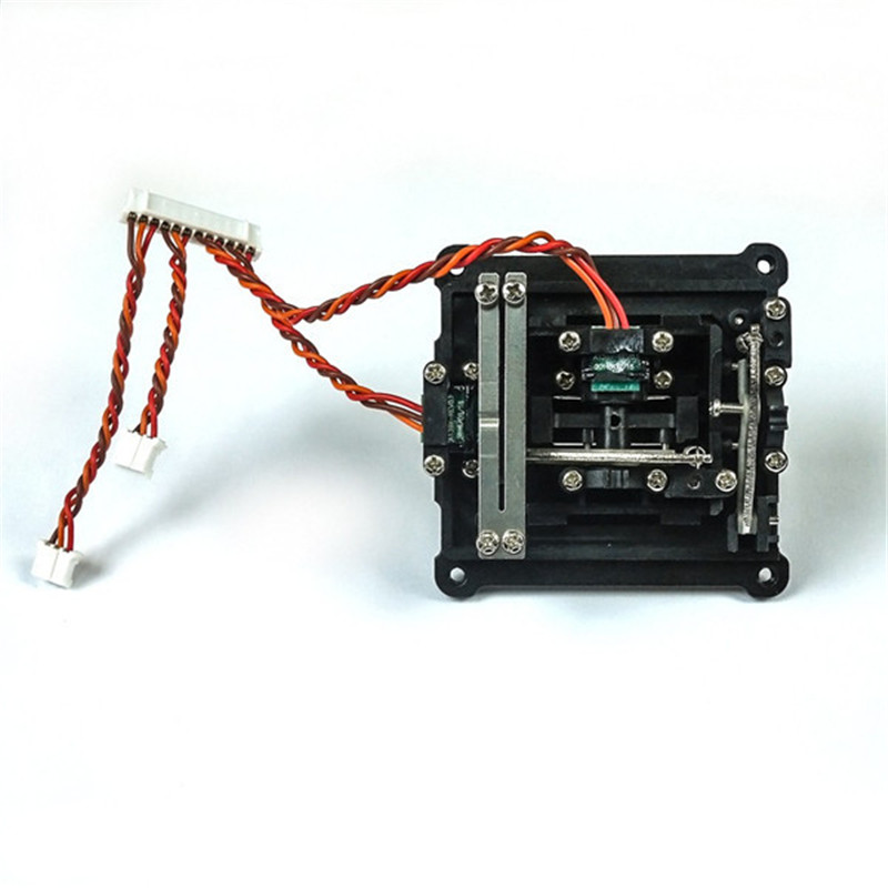 Image 3 - Frsky M9 Gimbal M9 High Sensitivity Hall Sensor Gimbal For Taranis X9D & X9D Plus Transmitter Remote Controller RC Model Toys-in Parts & Accessories from Toys & Hobbies
