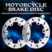 Rear Brake Disc Plate Brake Disk For YAMAHA TTR250 TTR250 DT200 DT230 Motorcycle Accessories