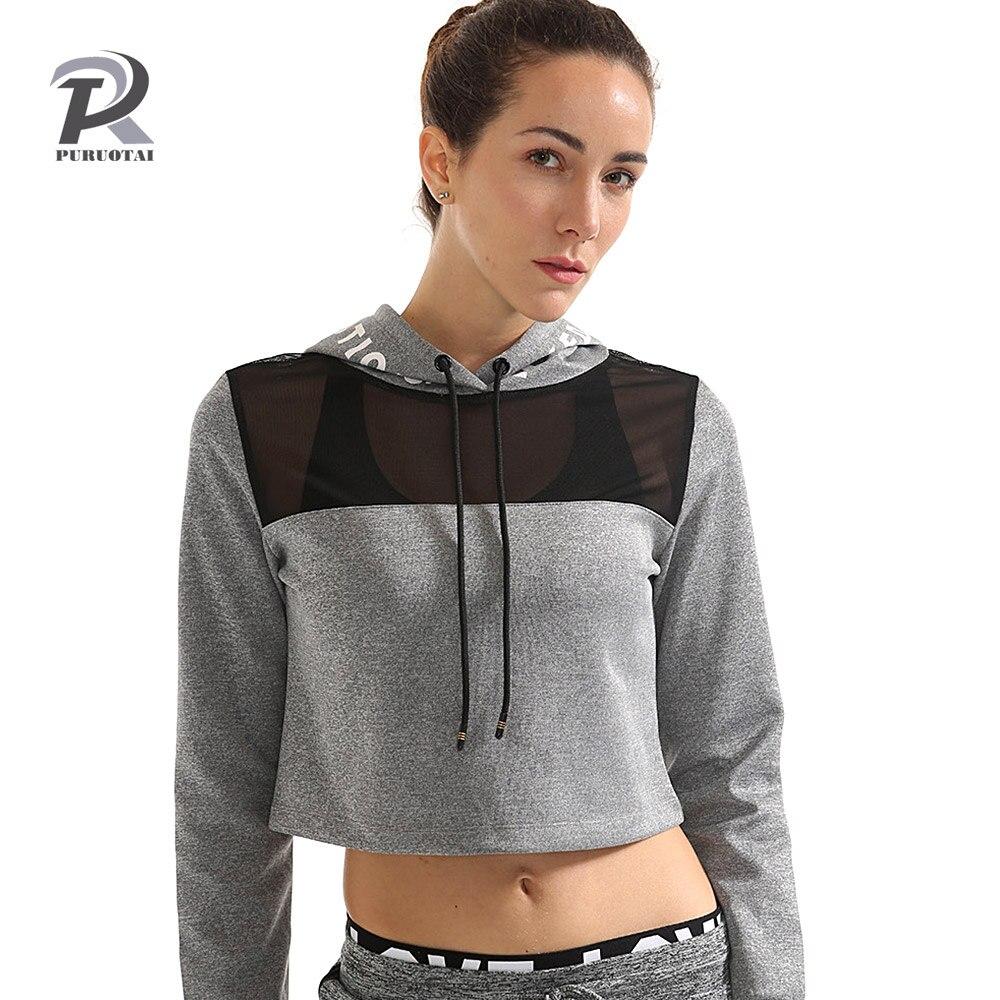 be9748c86 Sports & Outdoors Clothing ONGASOFT Women Running Yoga Sweatshirts with Two Side  Pocket Jacket Coat