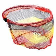 38 см Складная Рыболовная Сеть Нейлоновая Сетка портативная ловушка для ловли рыбы для рыб креветка Minnows Краб MC889