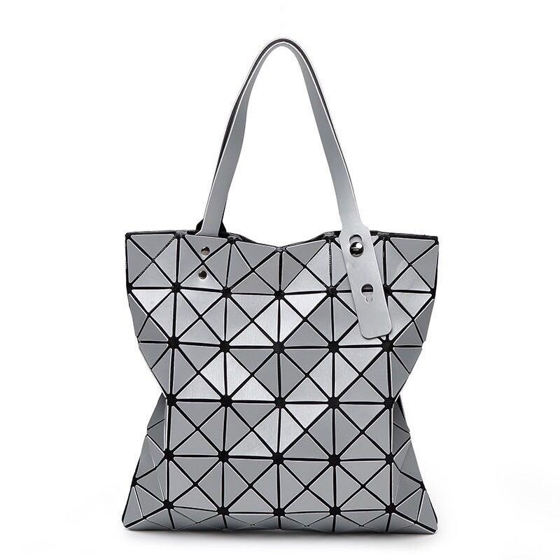 Baobao Top Handle Bags Fashion Messenger Women Bags Designer Hologram Handbag sac a main bao bao