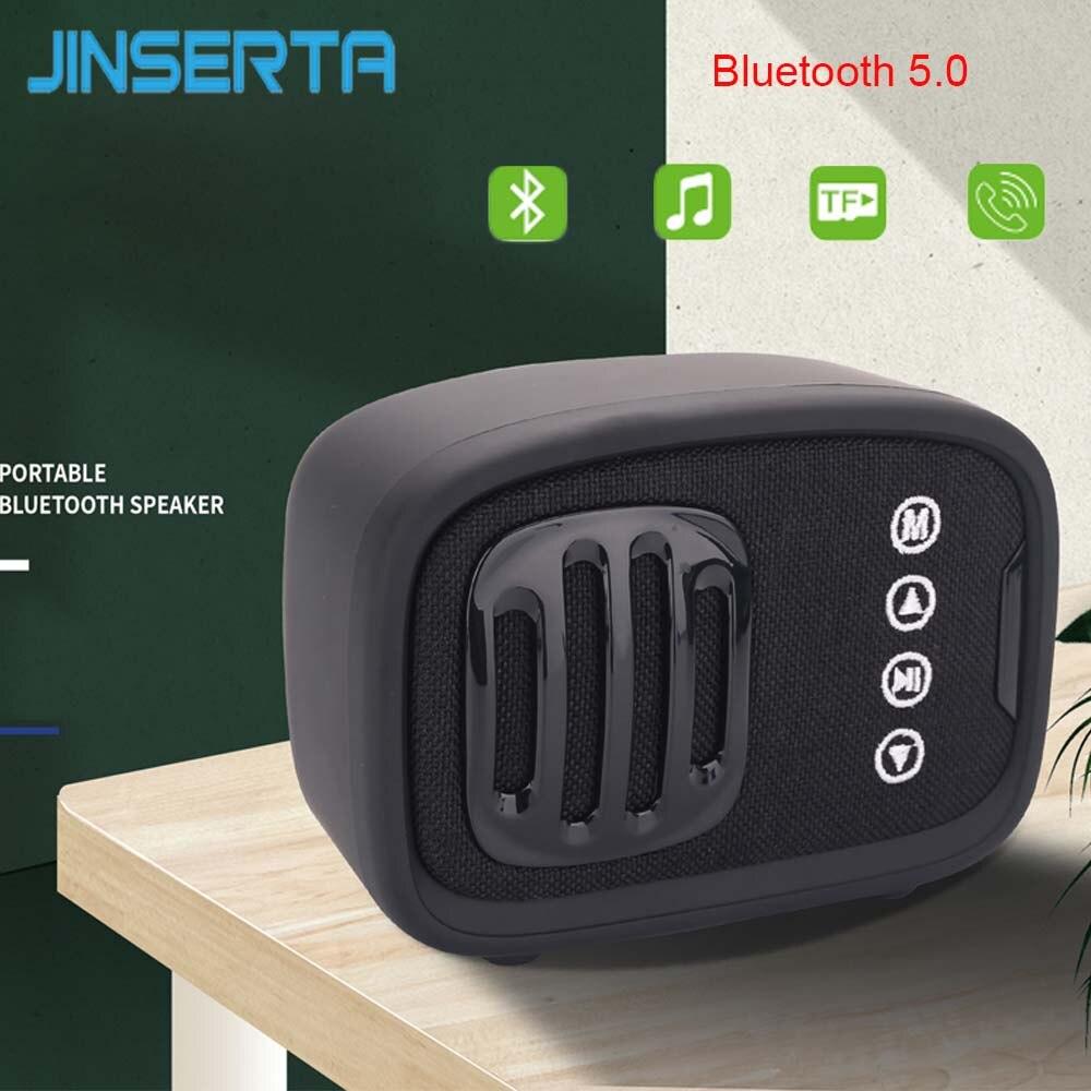 Unterhaltungselektronik Jinserta Mini Tragbare Radio Handheld Hallo-fi Bluetooth 5,0 Lautsprecher Unterstützung Freisprecheinrichtung Usb Tf Mp3 Spieler Wiederaufladbare Radio
