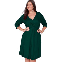 New Arrive Sexy Dresses For Women Large Size 6xl Vestidos Fat MM Loose Women S Clothing