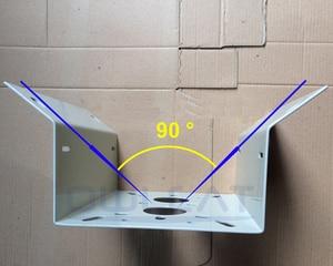 Image 5 - Support dangle de 90 degrés à Angle droit externe de haute qualité, support extérieur de vidéosurveillance pour caméra de vidéosurveillance de sécurité