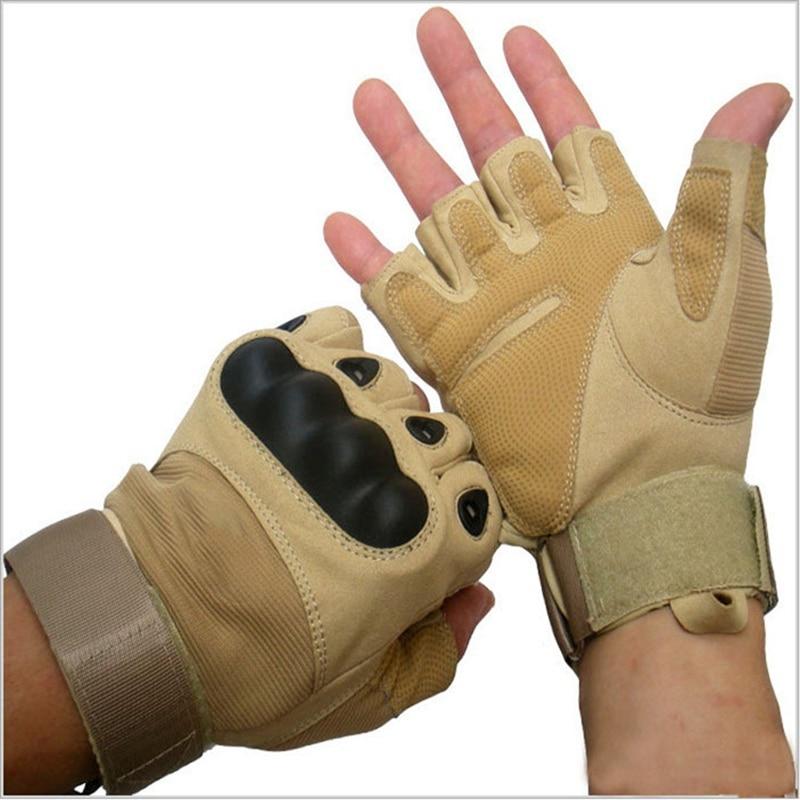 Half Finger Fishing Glove...