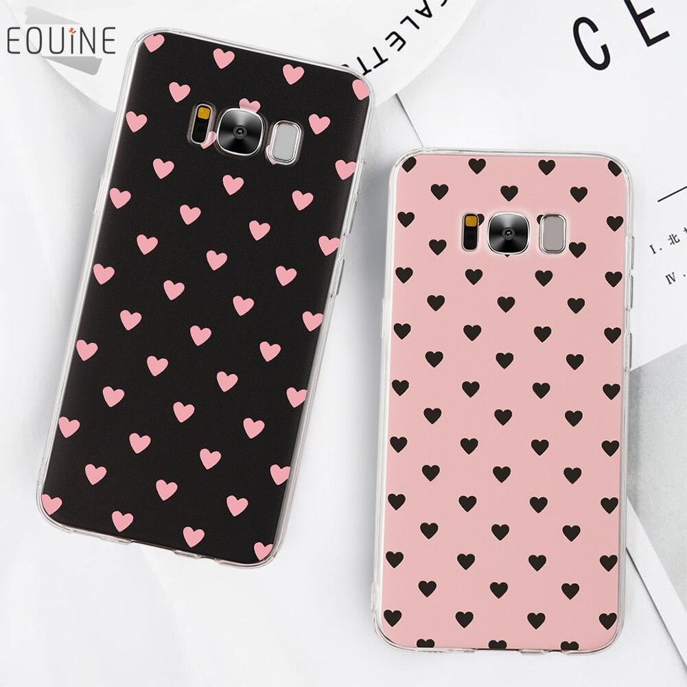 Case For Samsung Galaxy S5 S6 S7 Edge S8 S9 Plus A3 A5 A8 J1 J2