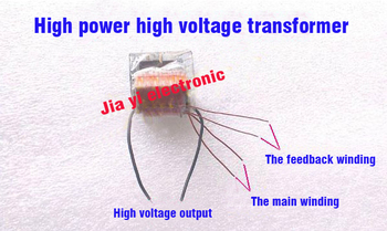 High power High voltage transformer high voltage module transformer 100kv high frequency transformer free shipping