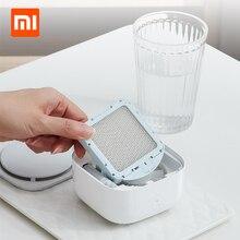 In Stock Original Xiaomi Mijia ยุงนักฆ่า Killer ไม่มีเครื่องทำความร้อนพัดลมแบบพกพาแมลง Repeller ฟังก์ชั่นกันน้ำ