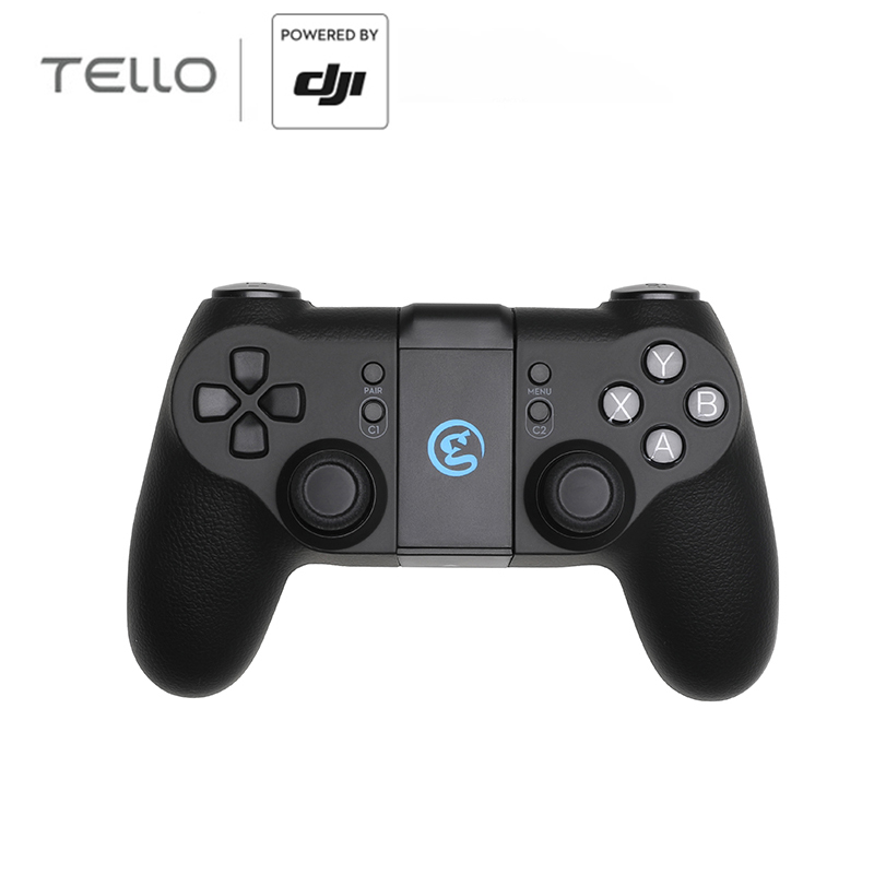 DJI GameSir T1d Controller for DJI Ryze Tello Drones with Coding Education 720P HD Transmission Quadcopter