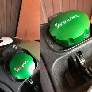 Image 5 - Gas Fuel Tank Filler Oil Cap Cover for Piaggio Scooter VESPA GTS GTV LX Primavera Sprint 125 150 250 300 300ie