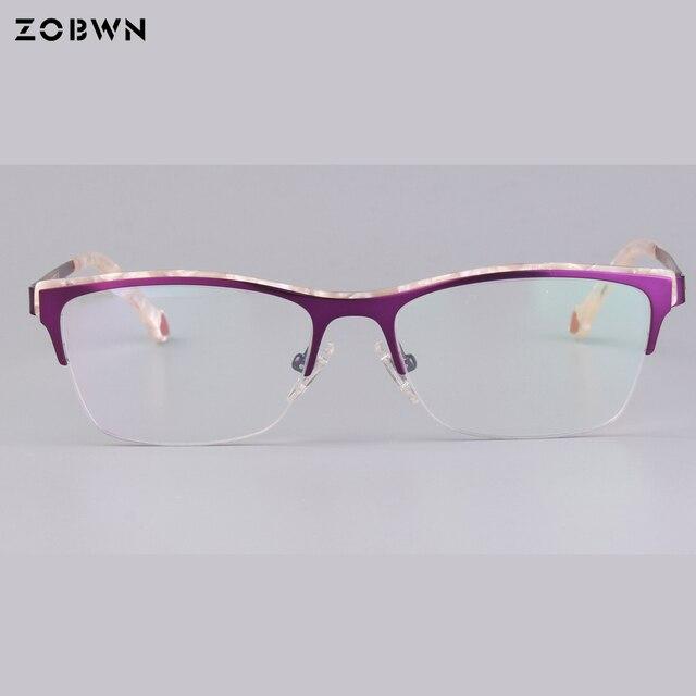 23f9c3b2089 2018 newest fashion eyeglasses women ladies optical glasses armacao de  oculos de grau feminino armacao oculos moldura de quadros
